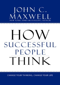 """Why You Should Read – """"How Successful People Think"""""""