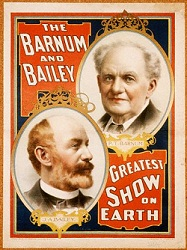 PT Barnum knew that half his advertising wasn't working.
